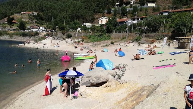 Praia da Ilha do Gerês