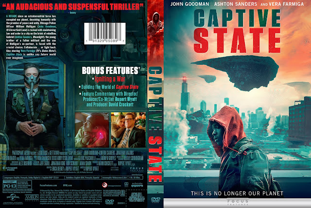 Captive State DVD Cover