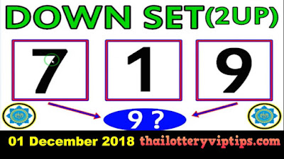 Thai lottery 3up VIP premium free download 01 December 2018