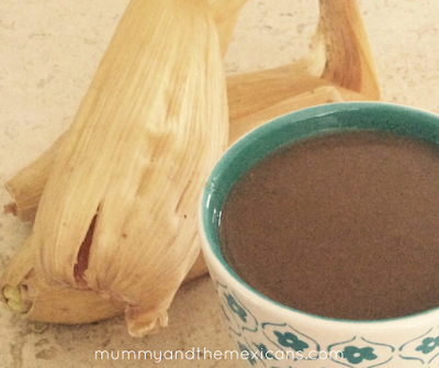 Breakfasts On The Go In Mexico - Tamales And Champurrado