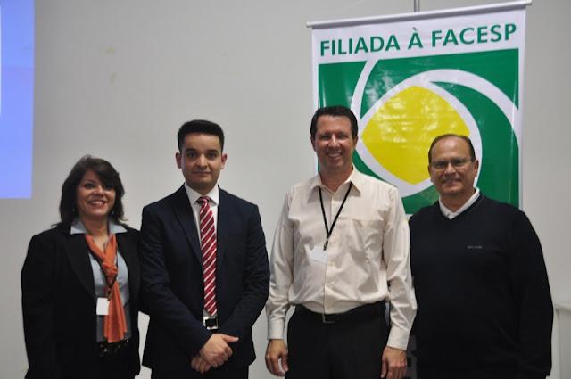 Em parceria com a FINASTER, ACIAR promove palestra sobre a importância da consultoria