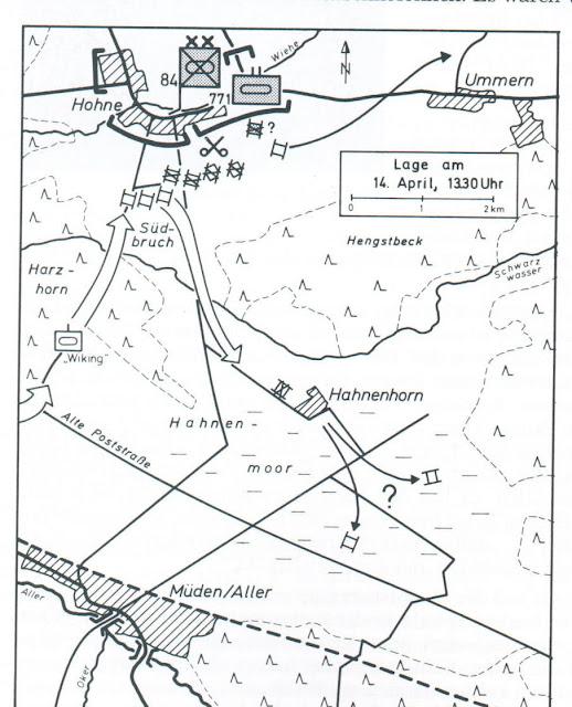 Schlachtfelder Des 2 Weltkriegs Karte.Das Ende Der Ss Kampfgruppe Wiking Heimatforschung Im