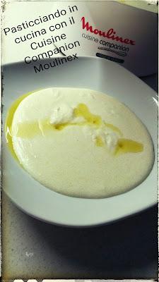 Semolino al latte - Cuisine Companion Moulinex