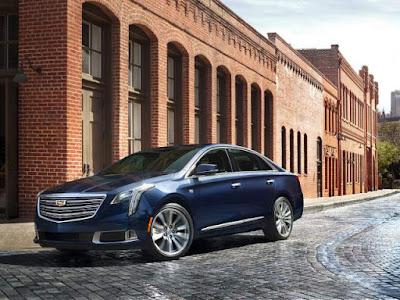 2018 Cadillac XTS Date de sortie et Prix