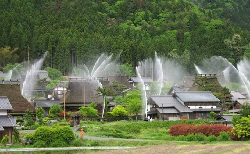 traditional village of Japan, Kayabuki-no-Sato