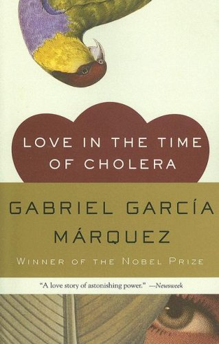 "Habits & Novelties: ""Love in the Time of Cholera"" by ..."