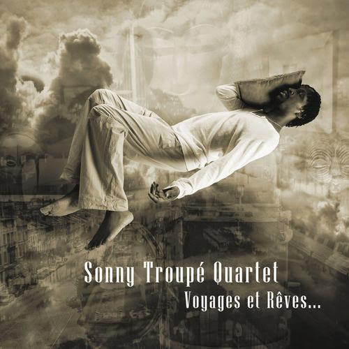 Mood du jour Sonny Troupé Quartet à Jazz à la Villette 2016.