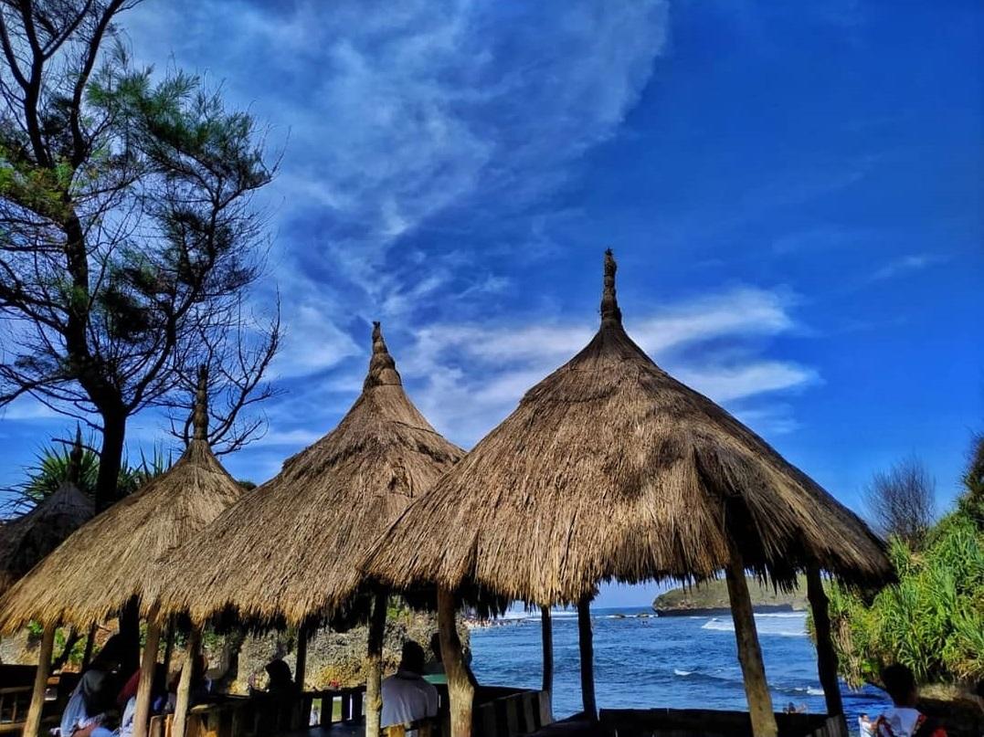 Lokasi Pantai Slili Gunung Kidul