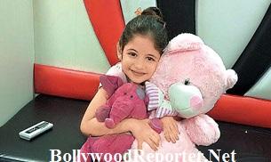 Harshaali & her cuteness