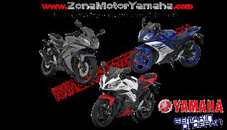 Harga Kredit Motor Yamaha R15 terbaru, info fitur dan spesifikasi