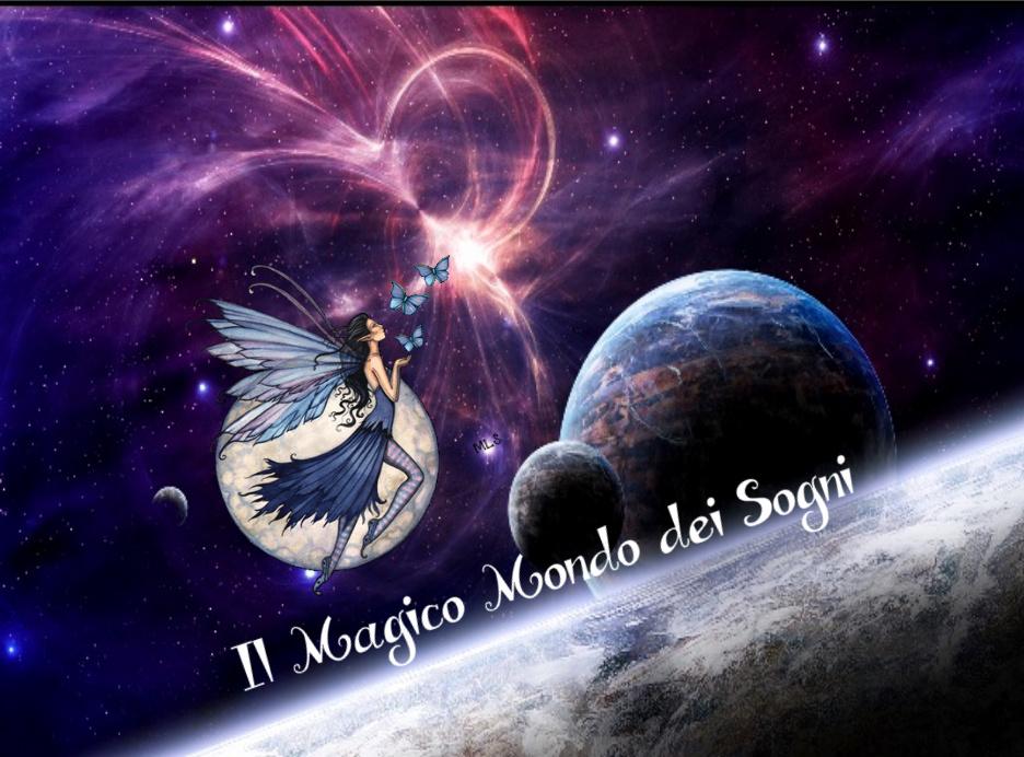 Il Magico Mondo Dei Sogni