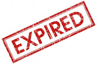 Daftar Masa Kadaluarsa Barang yang Biasa Tidak Ada Kode Expired nya