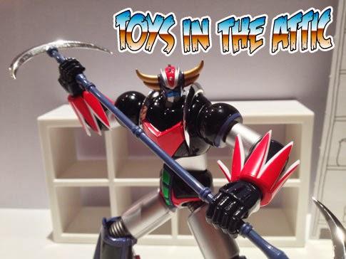 Super Robot Chogokin Goldrake Grendizer recensione e prezzo