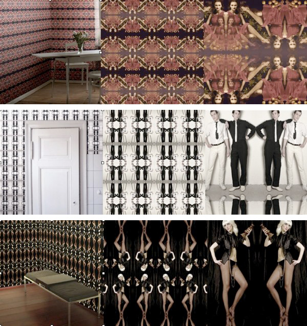 Modern Wallpaper Designs: Craig-Olsen Inc.: Like Nail Polish For The Walls