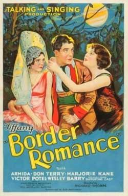 Border Romance (1929)