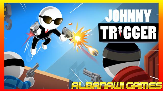 تحميل لعبة Johnny Trigger apk للأندرويد من الميديا فاير