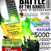 RM12,000 JADI TARUHAN BATTLE OF THE BAND BULAN APRIL INI