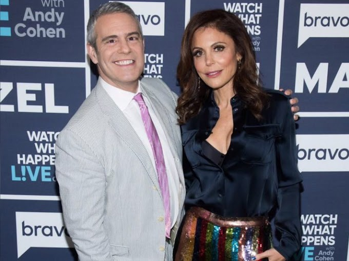 Bethenny Frankel Slams Andy Cohen For Rewarding 'Bad Behavior' In The 'Real Housewives' Franchise!