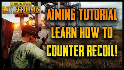 Pubg Mobile Aiming Tips 2019 | How to Improve Aim Pubg Mobile
