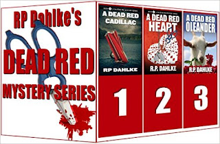 Boxed Set-The Dead Red Mystery Series (The Dead Red Mystery Series-Three complete novels) Kindle