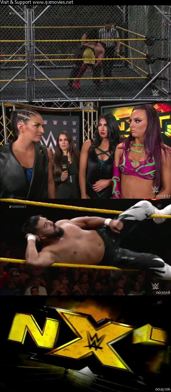 WWE NXT 14 Dec 2016 WEBRip 480p