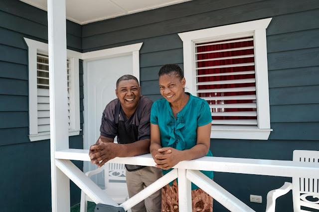 Hábitat Dominicana continúa reduciendo el déficit habitacional en RD