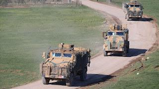 ألف مركبة عسكرية تركية دخلت إلى إدلب.. مسؤول بارز: كل الخيارات مطروحة