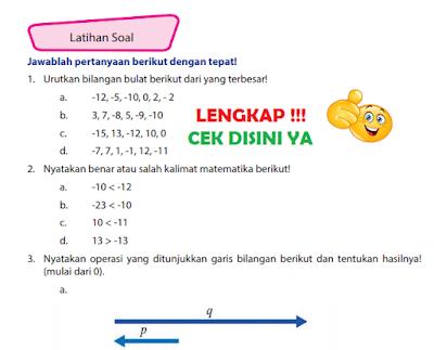 Kunci Jawaban Buku Senang Belajar Matematika Kelas 6 Halaman 56, Halaman 57, Halaman 58, www.simplenews.me