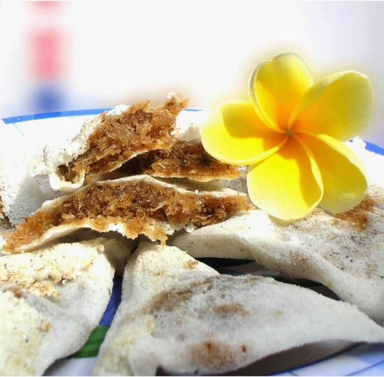 Kue Tradisional Indonesia: Resep Kue Jeje Bendu Khas Bali