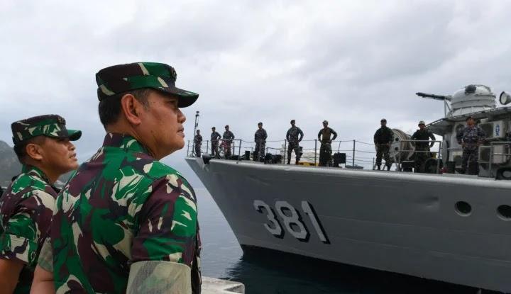 Singapura Mendukung, Indonesia Siap Tak Akan Membela China Apabila.....