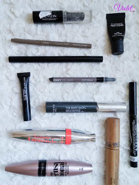 empties makeup july 2015