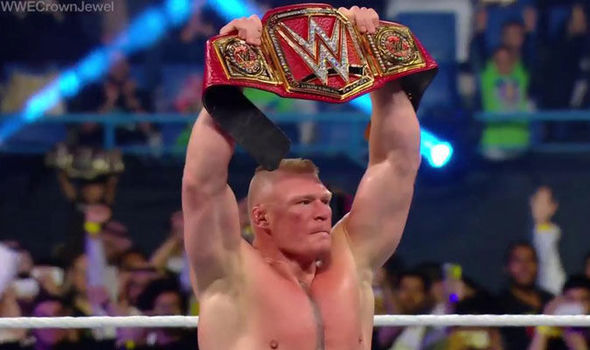 Why Brock Lesnar again won universal championship at Crown Jewel ?? Why Shane McMahon won the WWE world cup tournament ??