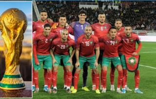 """المغرب يحافظ على مركزه في تصنيف الفيفا.. ويأتي في """"القبعة الأولى"""" قبل قرعة تصفيات المونديال"""