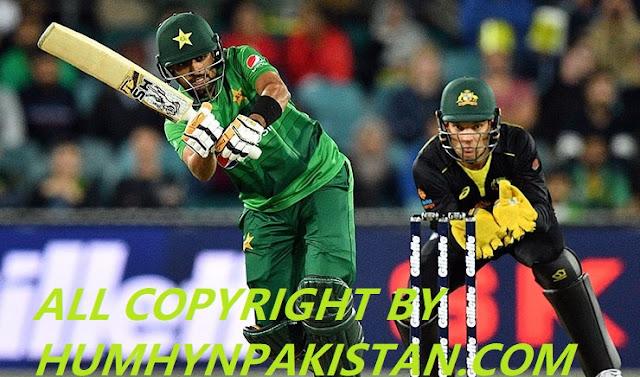 The Second T20, Australia defeated Pakistan