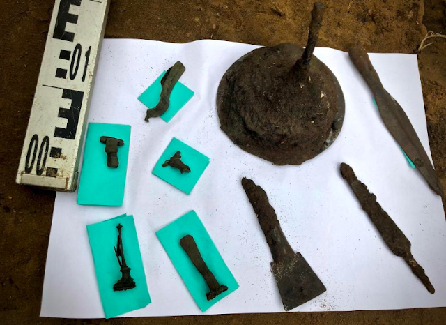 2000-year-old Germanic cemetery discovered in western Poland