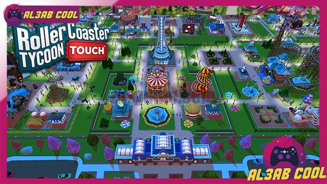 تحميل لعبة محاكي الملاهي  Planet Coaster مهكرة  للاندرويد من الميديا فاير