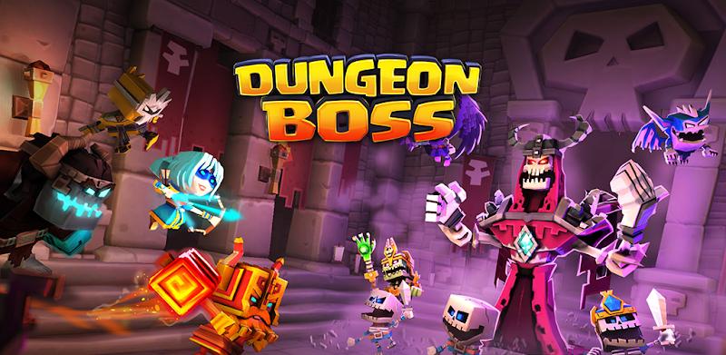 Dungeon Boss v0.5.10552 Apk Mod
