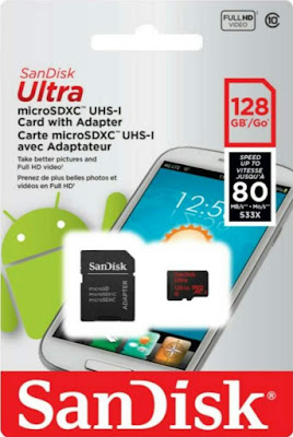 SanDisk 128GB Memory Card Buy Online At Amazon
