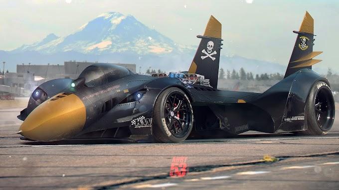 Carro Tunado Tomcat F15