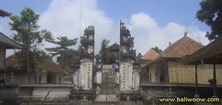 Pura Dalem Java sights (Mosque)
