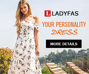Ladyfas Au Fashion Sexy Cheap Women's Summer Dresses  2019