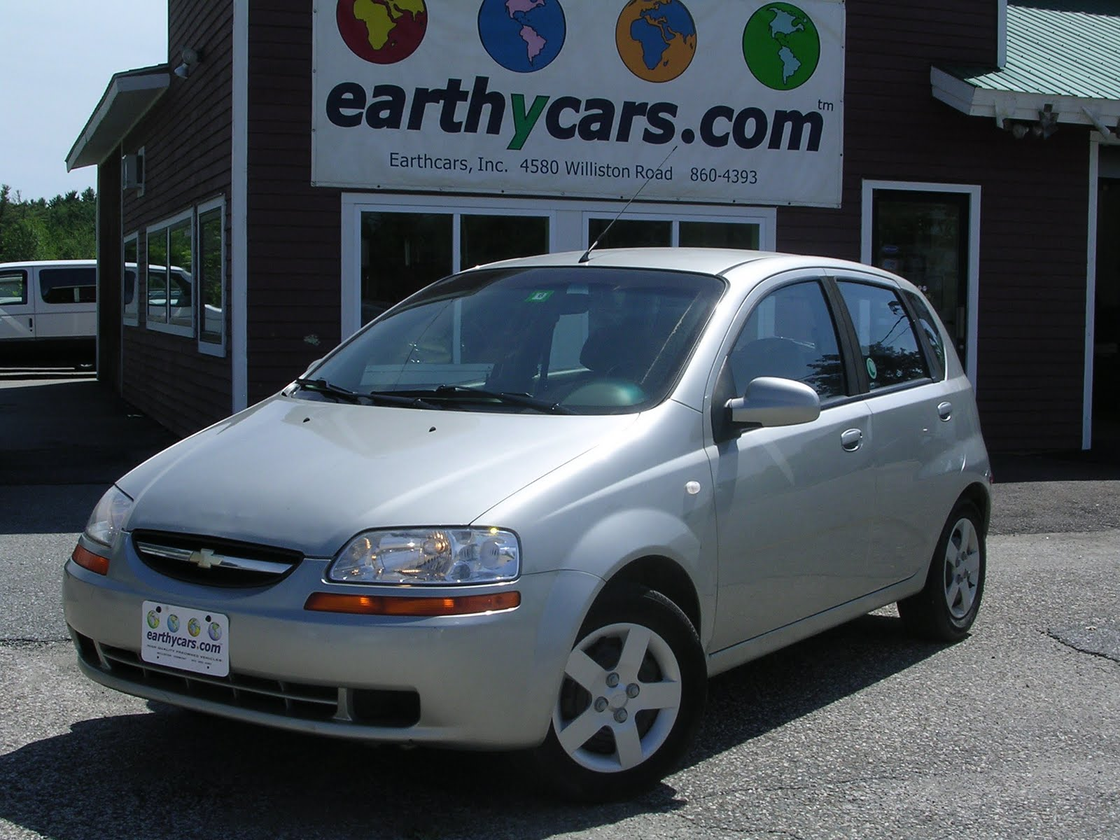 Earthy Car Of The Week 2005 Chevy Aveo