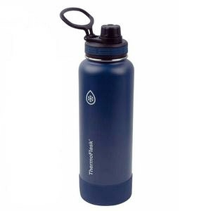 Bình Nước Giữ Nhiệt Nóng Lạnh Màu Xanh Thermoflask 1.2L Xách Tay Từ Mỹ