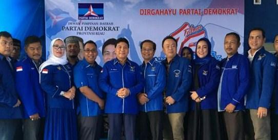 Demokrat Siap Incar Kursi Pimpinan DPRD Kuantan singingi2017
