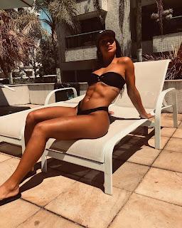 Bruna Griphao posa no Instagram e mostra corpão