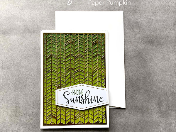 Box of Sunshine | World Cardmaking Day