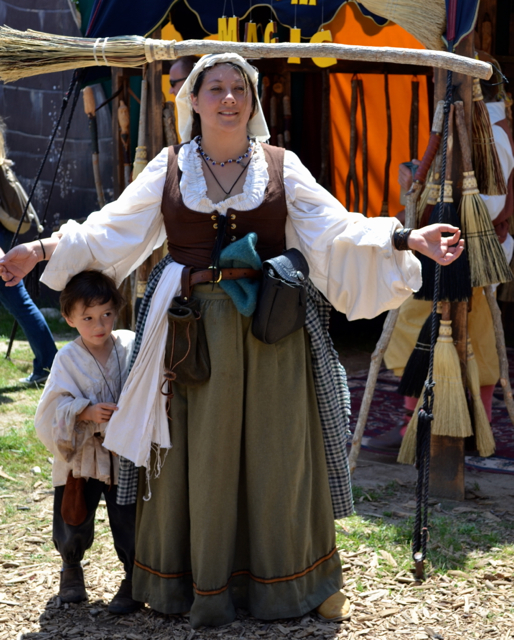 Keep Calm and Craft On: A Sampling of Renaissance Faire ...