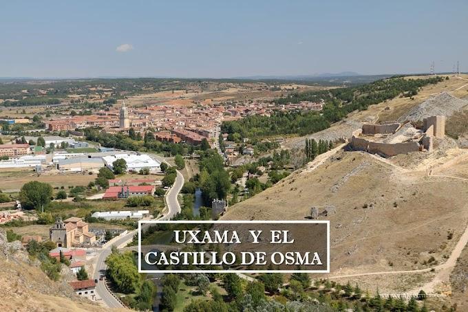 Visitando Uxama, el Castillo de Osma y El Burgo de Osma
