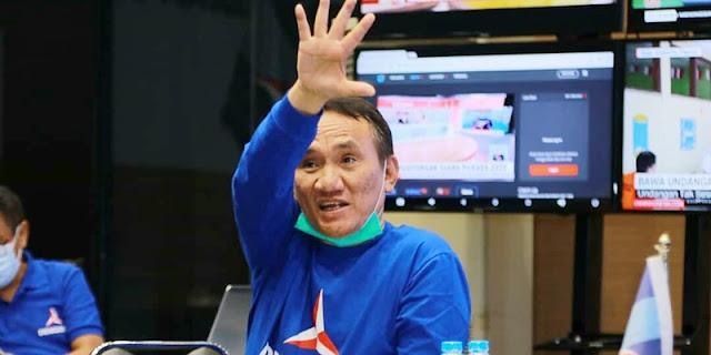 Andi Arief: Demokrat Sudah Jalin Komunikasi Dengan Semua Partai, Kecuali PDIP Kubu Hasto