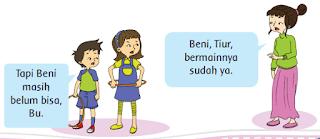 percakapan ibu kepada Beni dan Tiur www.simplenews.me